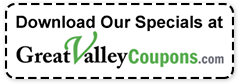 great-valley-coupons